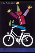 Vintage cycling poster - Polish bikes